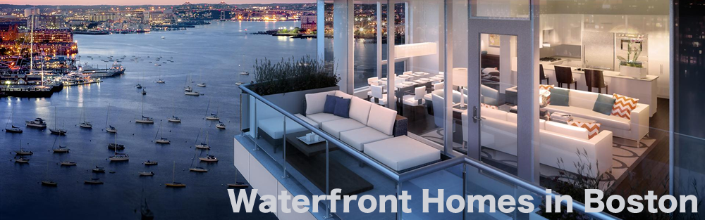 Boston Waterfront Homes for Sale