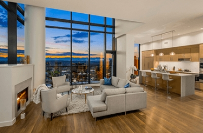 Penthouses in the Boston Area
